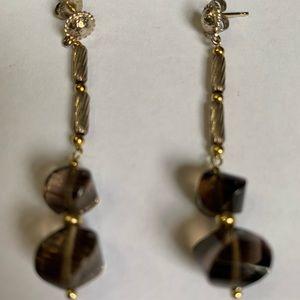 David Yurman drop earrings